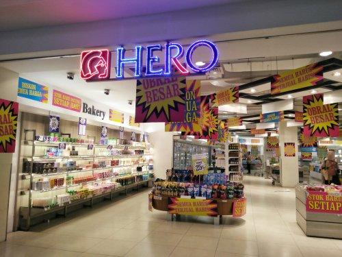 sejarah hero group perintis supermarket terbesar di indonesia