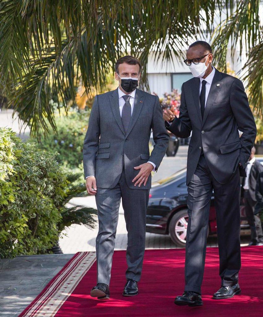 Reçu à l'Aéroport par un ministre rwandais, Emmanuel Macron pas loin de l'humiliation