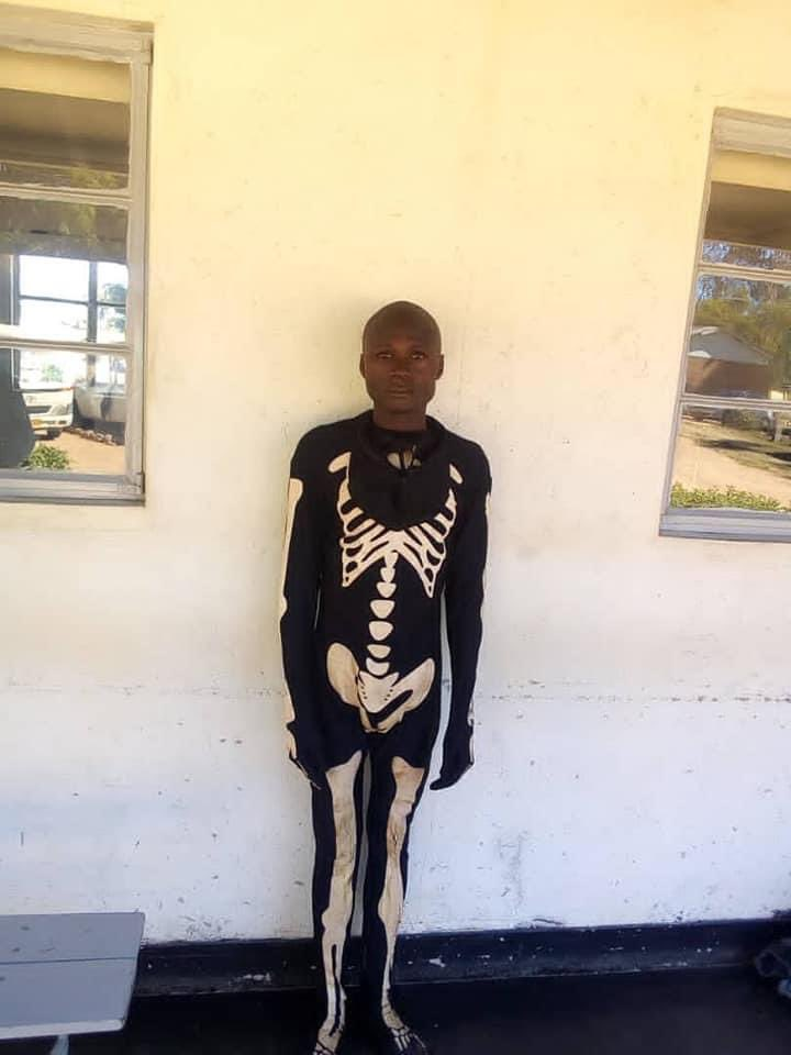 'Ghost' Arrested After House-breaking Spree In Gutu