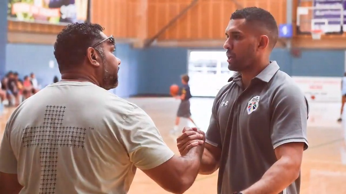 After 219 NBL games for the Townsville Crocs, Michael Cedar turned his attention to inspiring the next generation of Aboriginal and Torres Strait Islander players.  Working with @basketballqld and @Patty_Mills' Indigenous Basketball Australia, Cedar is making a difference 🙌 https://t.co/R4JQNqOJ1l