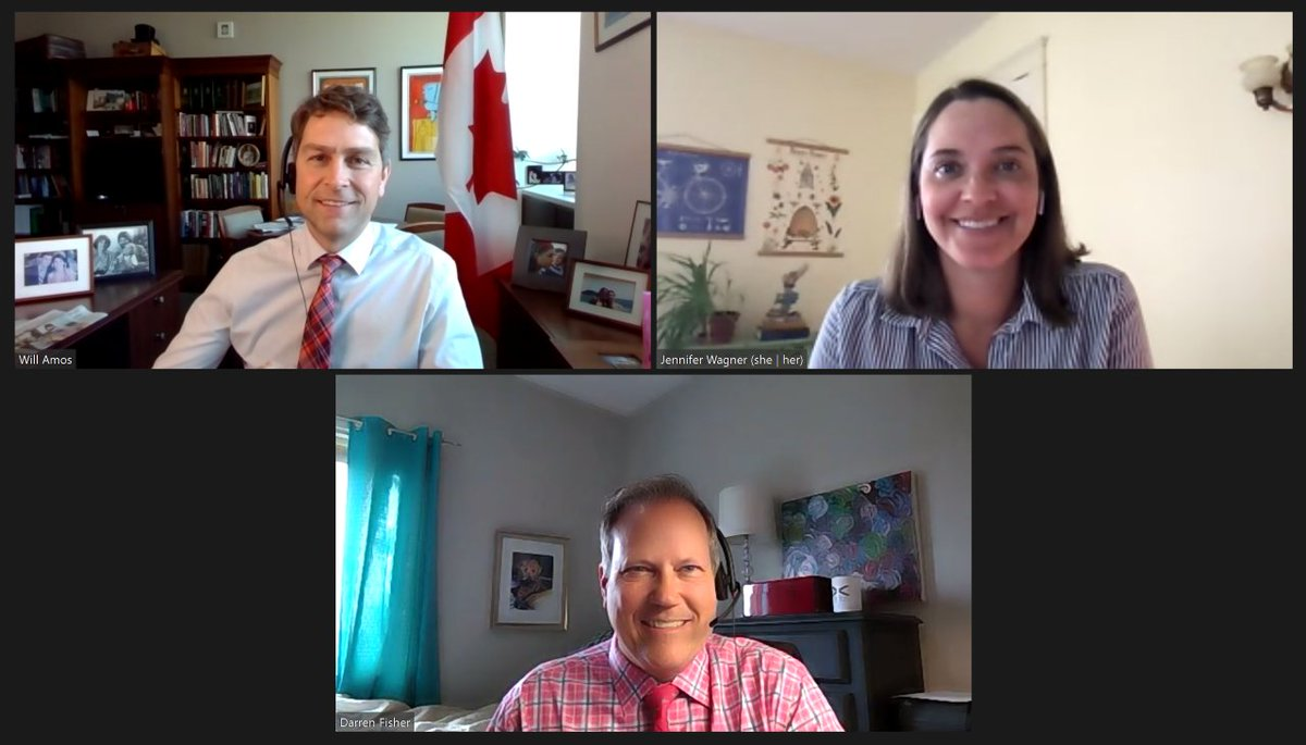 William Amos Interview - Canadian Mp Caught Naked On Zoom