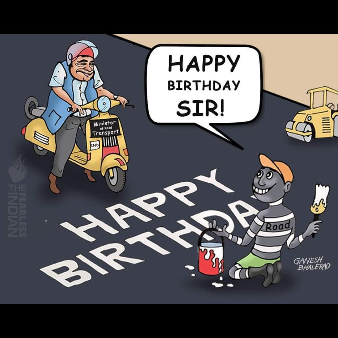 Happy birthday sir.. stay blessed...