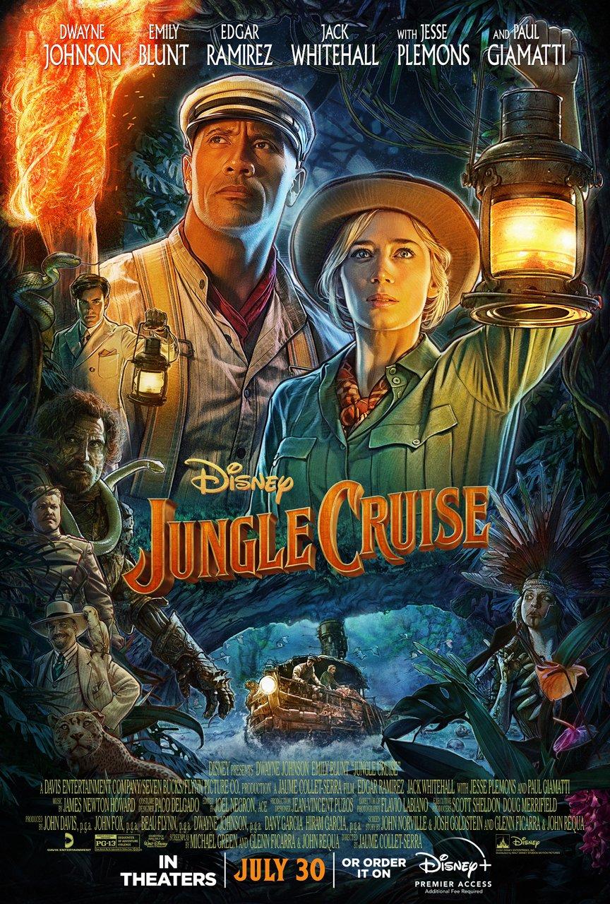 Jungle Cruise [Disney - 2021] - Page 5 E2ZRkO8XEAcMJXM?format=jpg&name=large
