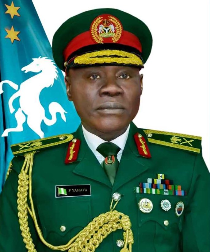 7 Important Things To Know About The New COAS, Major General Farouk Yahaya