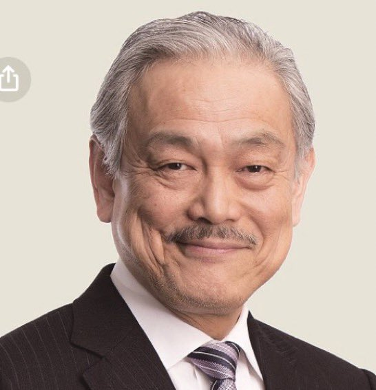 #尾崎会長 あなたのコメントは誰も聞かない… https://t.co/eg1xjS17VK