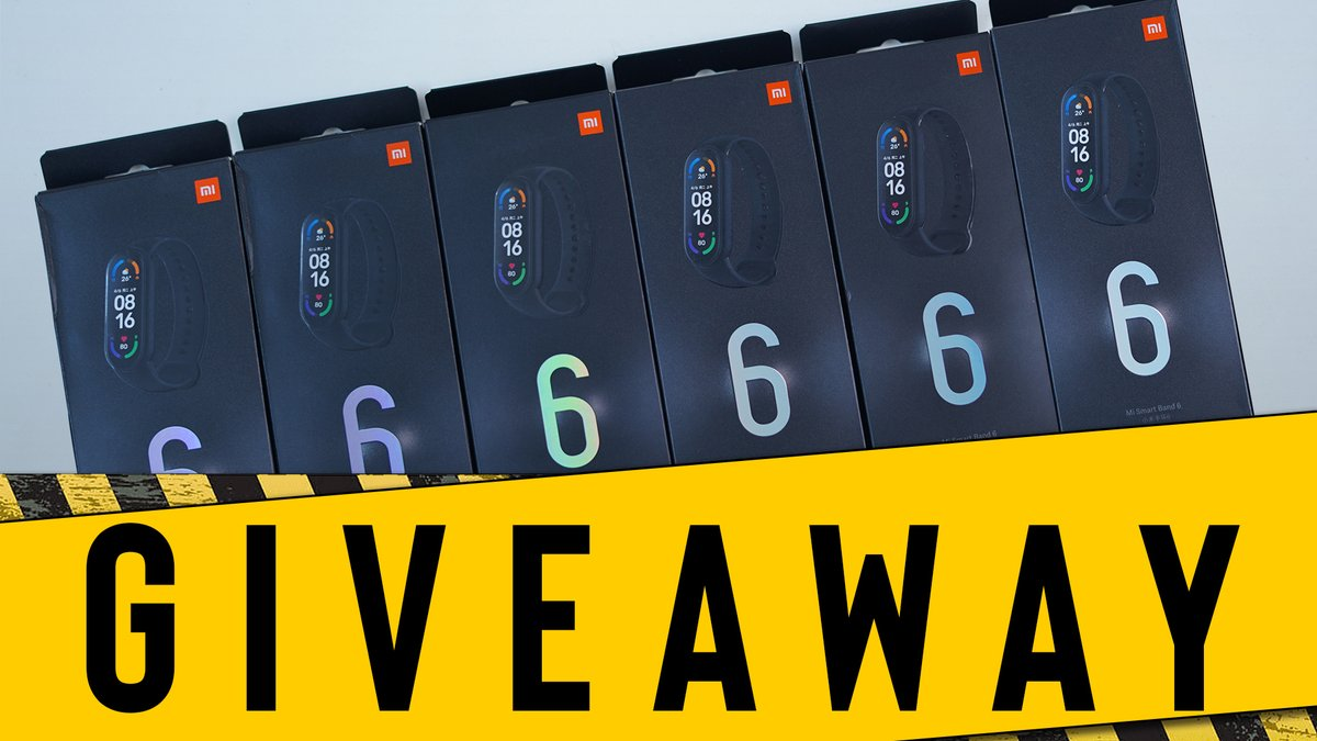 Hey #teamtechwiser, we heard you.  We are giving out 6 Mi Band 6 (exclusive) in India. To win one, make sure you follow us on Twitter. That's it.  Via - https://t.co/UZigCVsbKU  RT for good karma :) https://t.co/yleUnQWYgi