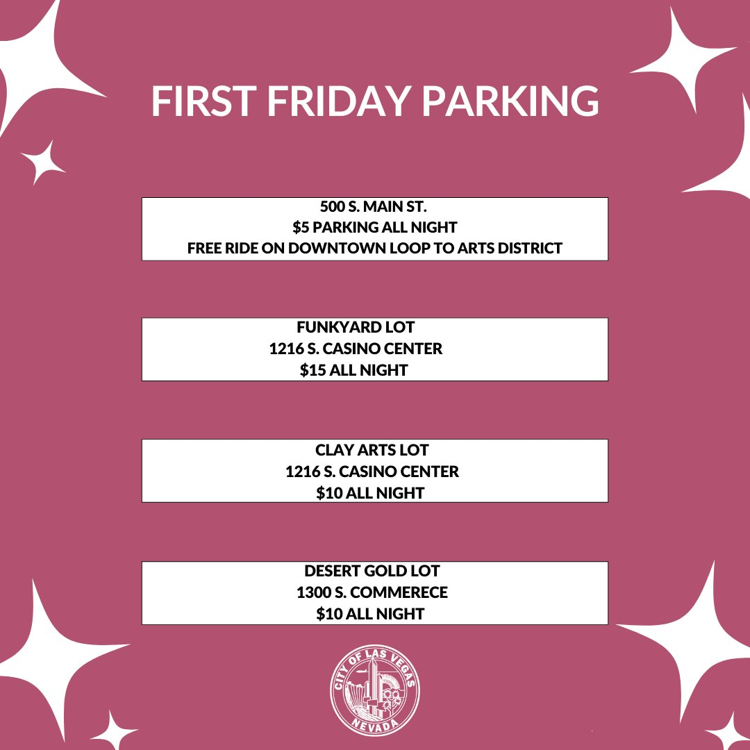 First Friday is back at full capacity tonight! We can't wait to see you all.