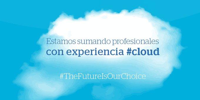 ¡En Atos Argentina tenés tu lugar! 🤝 Estamos sumando profesionales con experiencia #cloud...