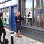 Image for the Tweet beginning: Beautiful Dungarvan & Waterford artist