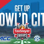 Image for the Tweet beginning: Get Up, Bowl'd City! This