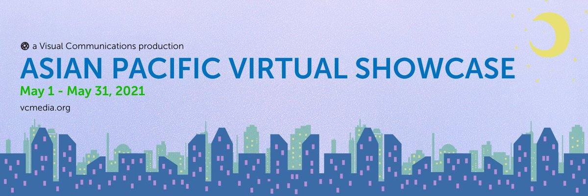 During #AAPIHM, join @vcmediaorg and Partners for the Asian Pacific Virtual Showcase, which runs 5/1-5/31 and aims to highlight AAPI artists in the US, Canada, and Oceania. All films and conversations are FREE! Learn more at https://t.co/T6rExPXpjn #APVS #AAPIHM2021 https://t.co/syoW0y7JHj