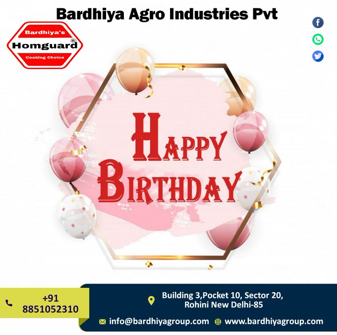 Many Many Happy Birthday
