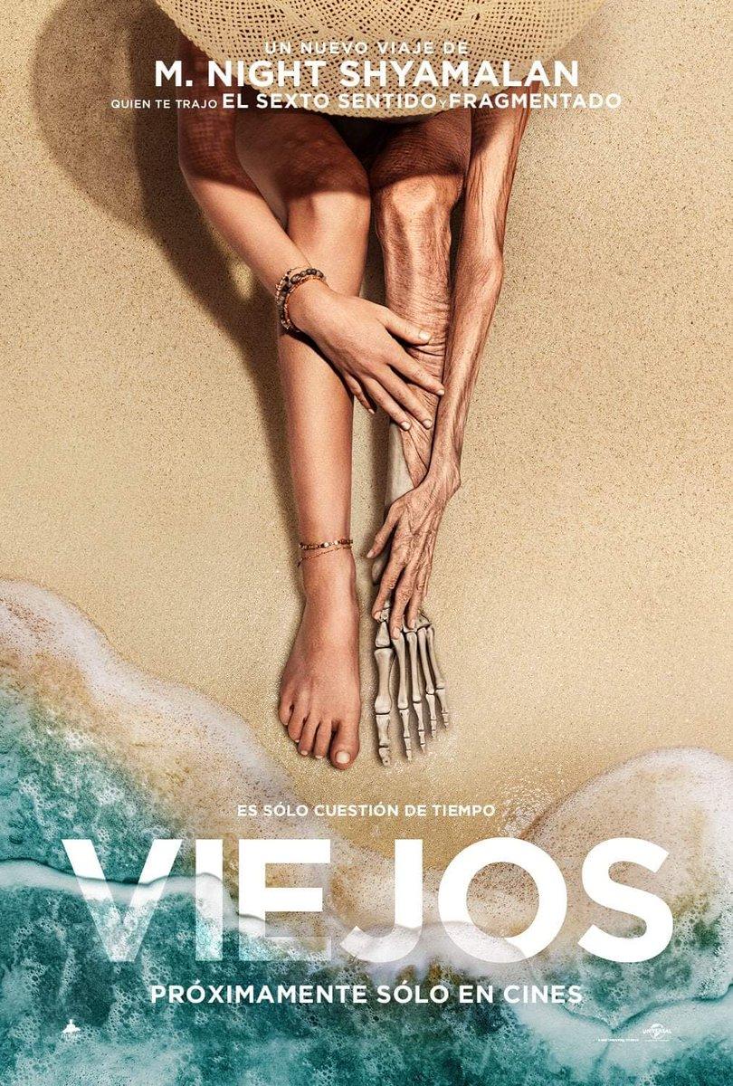 """AP på Twitter: """"El poster de #Viejos #Old, lo nuevo de M. Night Shyamalan.…  """""""
