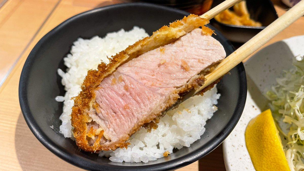 絶品トンカツを食べたいときはぜひ!東京目黒駅から徒歩3分の「とんかつ目黒こがね」