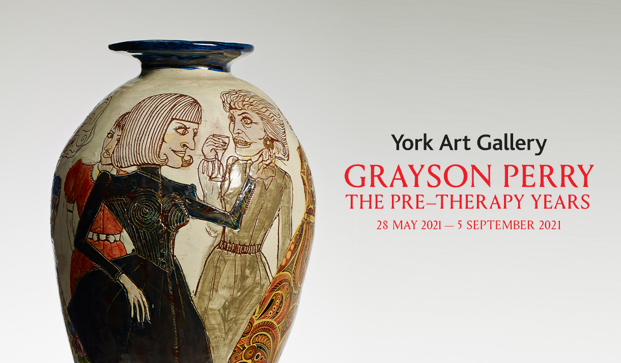 Grayson Perry York Art Gallery