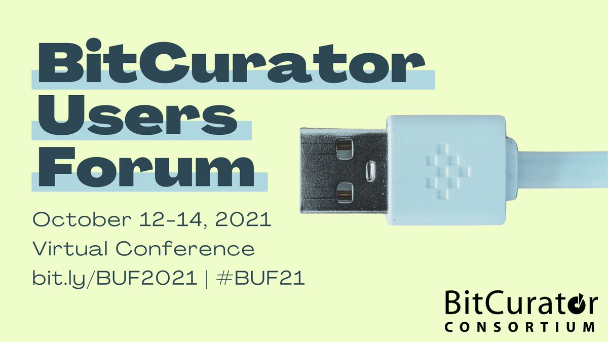 Don't forget to submit your #BUF21 proposal! Deadline is TOMORROW! https://t.co/TJ1pLZCcqO