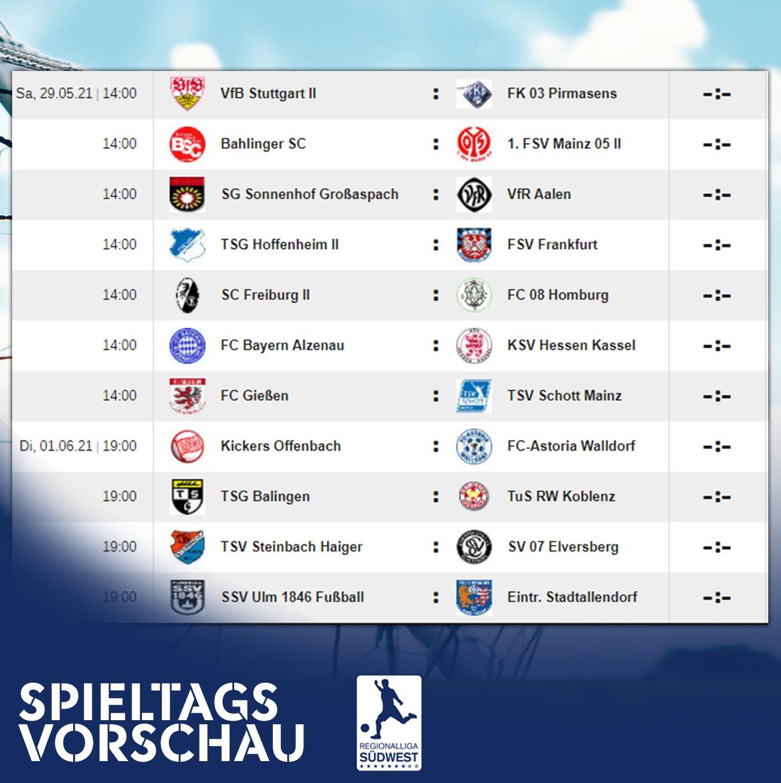 Regional Liga Südwest
