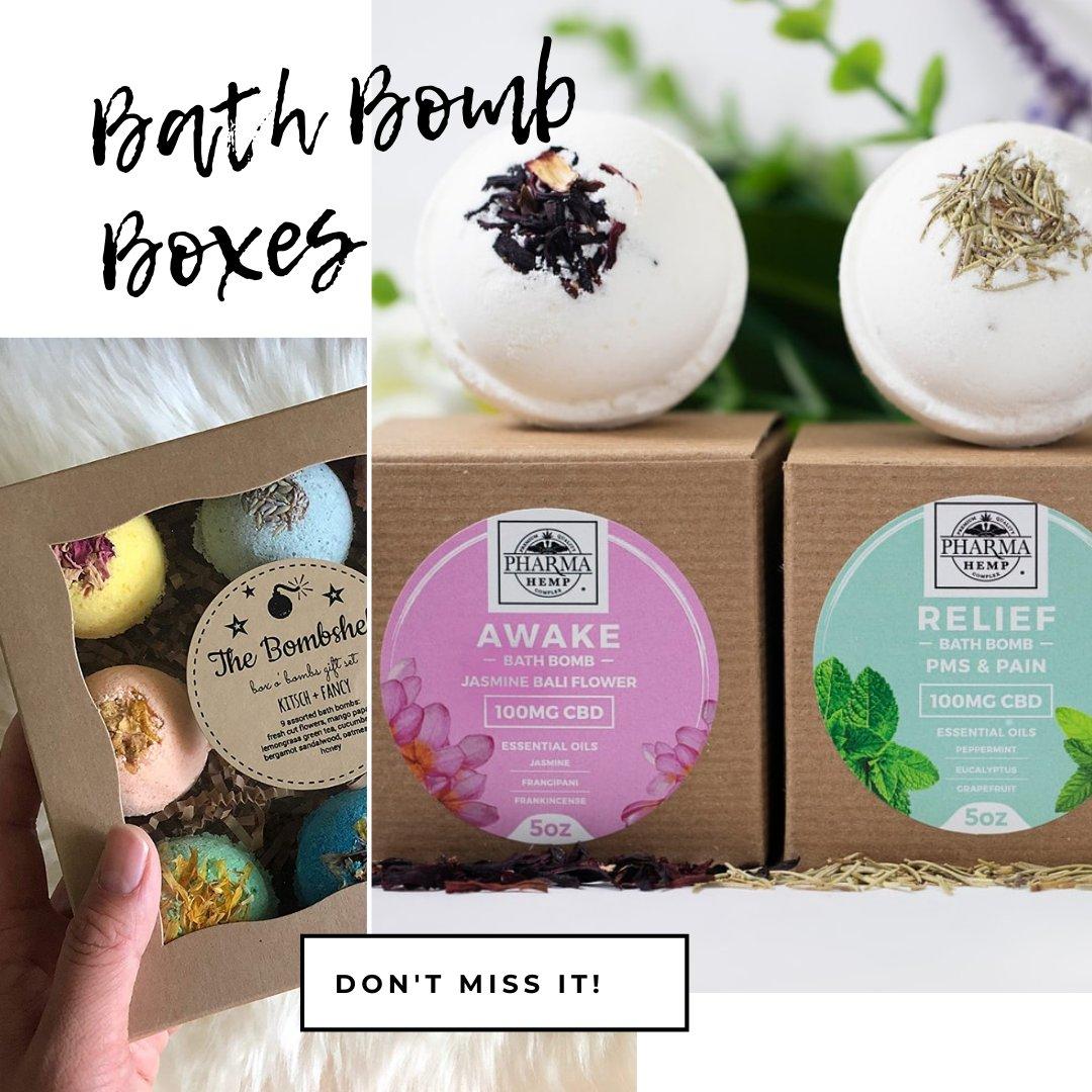 Get your bath bomb packaging supplies from Bo Packaging  #bathbomb #bathbombs #bathtime #lush #bath #bathart #bathbombaddict #handmade #lushpackaging #selfcare #lushie #lushbathbomb #lushcommunity #relax #lushlife #bubblebath #wethebathers #bathbomblover #bubblebar #skincare https://t.co/eJd0QzwyDY