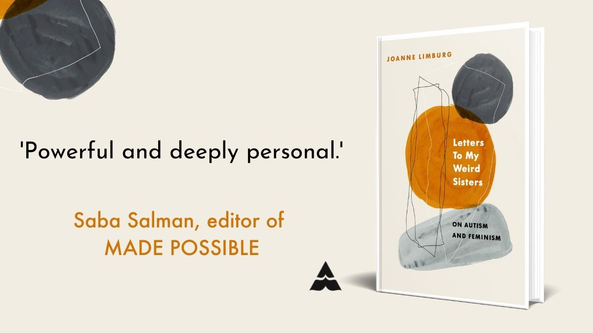 'Powerful and deeply personal.' @Saba_Salman on #LetterstomyWeirdSisters by @JoanneLimburg, published 1st July.  https://t.co/39ffVQ9PGE https://t.co/Gl6Pa2uHGR