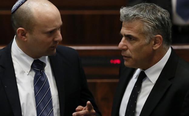 Из Израиля сообщают, что после 11-дневной войны, Лапид и Беннетт договорились сформировать новое правительство Израиля.