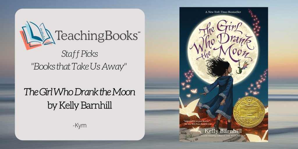 test Twitter Media - Summer is a time to relax and get away from it all. TeachingBooks asked its staff to share titles for Summer Escapes. Enjoy this Meet-the- Author: https://t.co/b4d5k9vHWu Algonquin Young Readers @AlgonquinYR @kellybarnhill https://t.co/U9V3trBfw5