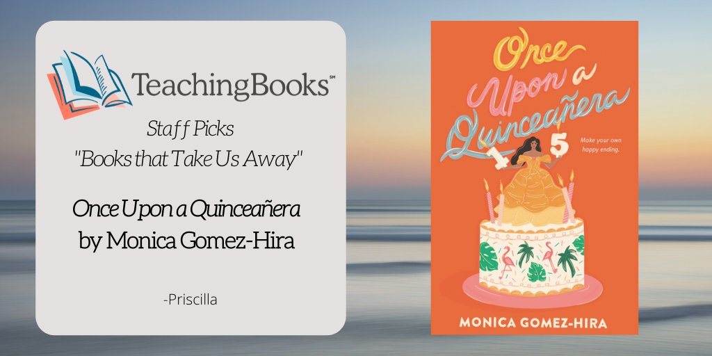 test Twitter Media - Summer is a time to relax and get away from it all. TeachingBooks asked its staff to share titles for Summer Escapes. Read the book description: https://t.co/afCcsesBFg  Harper Teen @harperteen @MardouLedger https://t.co/sUVjmy4lHx