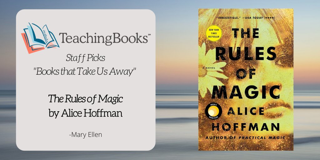 test Twitter Media - Summer is a time to relax and get away from it all. TeachingBooks asked its staff to share titles for Summer Escapes. Read the book description: https://t.co/blb8xukgGD Simon & Schuster @simonschuster @ahoffmanwriter https://t.co/jaGfTb65Ug