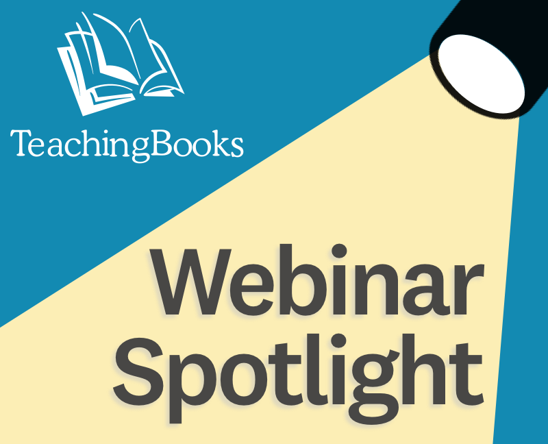 test Twitter Media - Energize Literacy Lessons with TeachingBooks  June 22, 2021  Enliven discussions with a variety of questions from book guides. Deepen connections with author recordings. Extend instruction with resources in many formats.  Register: https://t.co/mzTrzWYjq7 https://t.co/RT5GXOqfzo