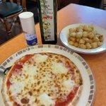 ピッツァマルゲリータはこう食べろ!サイゼリヤの美味しい食べ方!