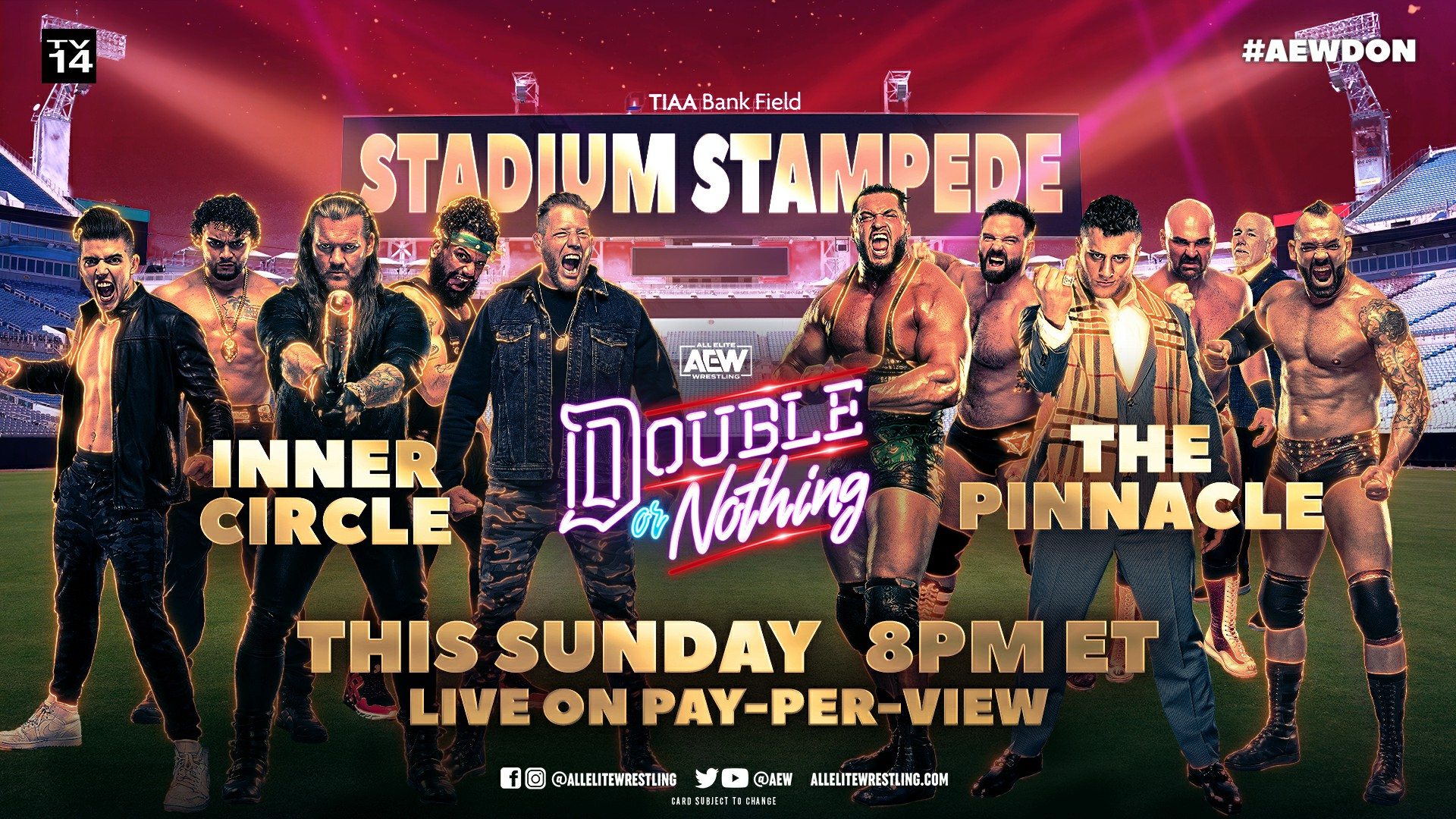 AEW Double or Nothing 2021 Preview