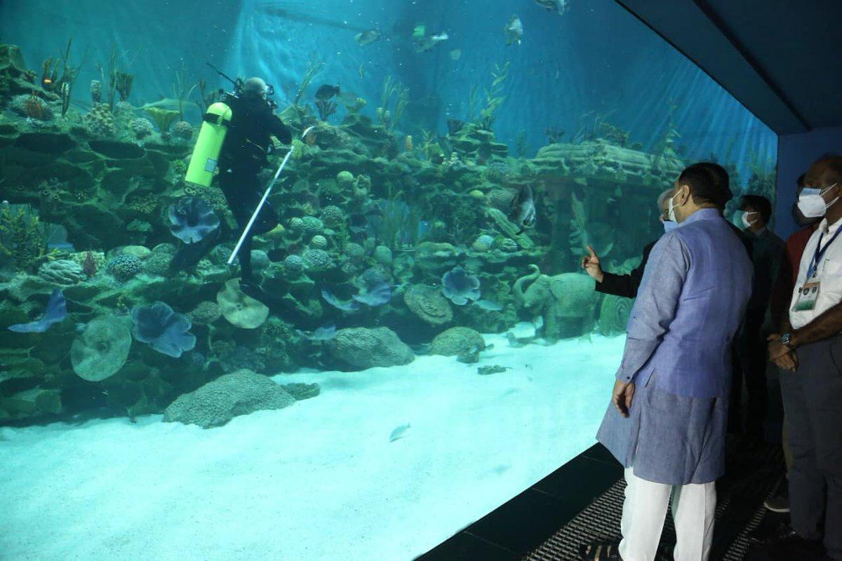 PM Modi to inaugurate new galleries at Gujarat Science City soon: CM Rupani