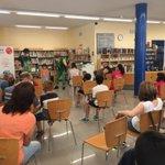 Image for the Tweet beginning: #estapassant La Biblioteca Municipal Guillem