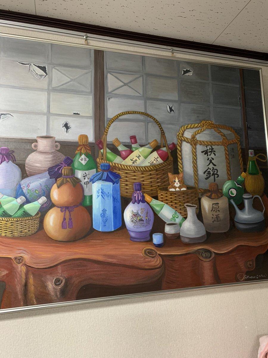 60歳から始めたとは思えない!?祖母の油絵の完成度が凄い!
