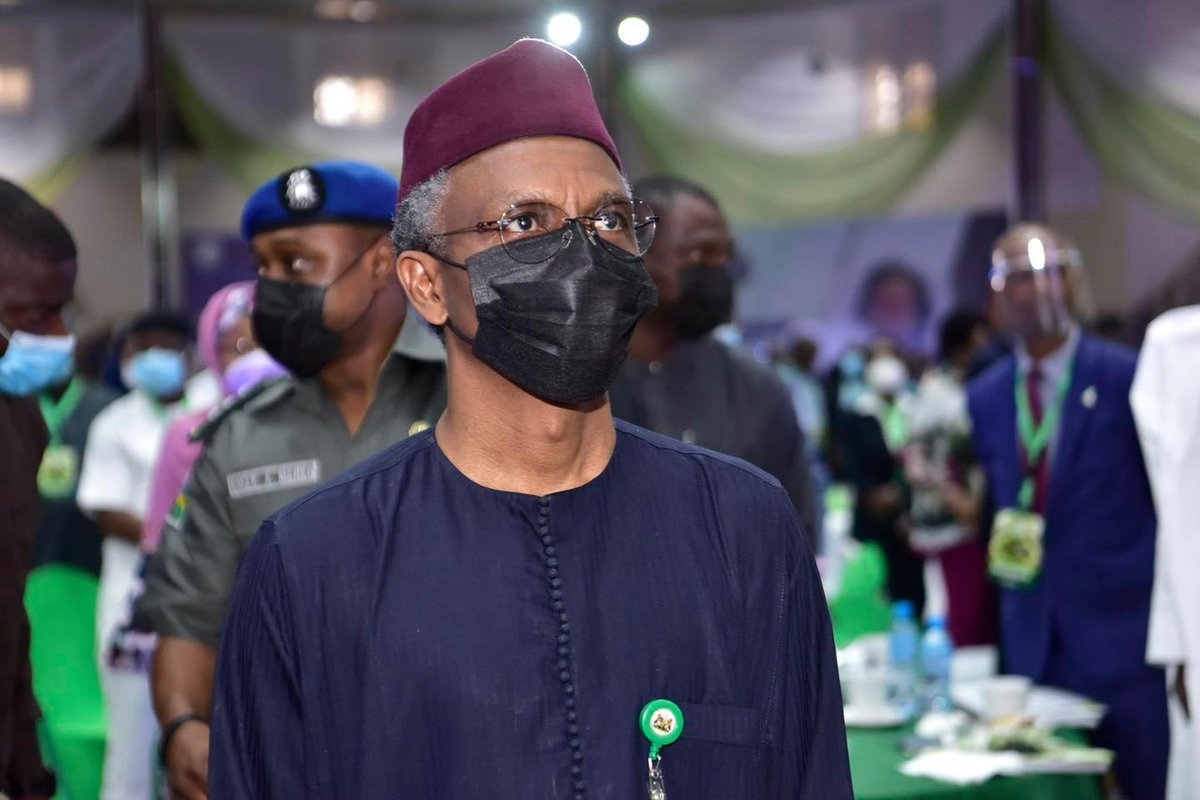 'We need to end guess work and governance in the dark. We need data to govern. We need to know how many people live in this country, We need to target, complete the biometric capture, identification, and registration of every Nigerian citizen.' - Kaduna Governor @elrufai
