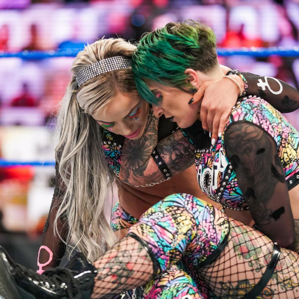 Liv Morgan Reacts To Ruby Riott's Departure From WWE 2