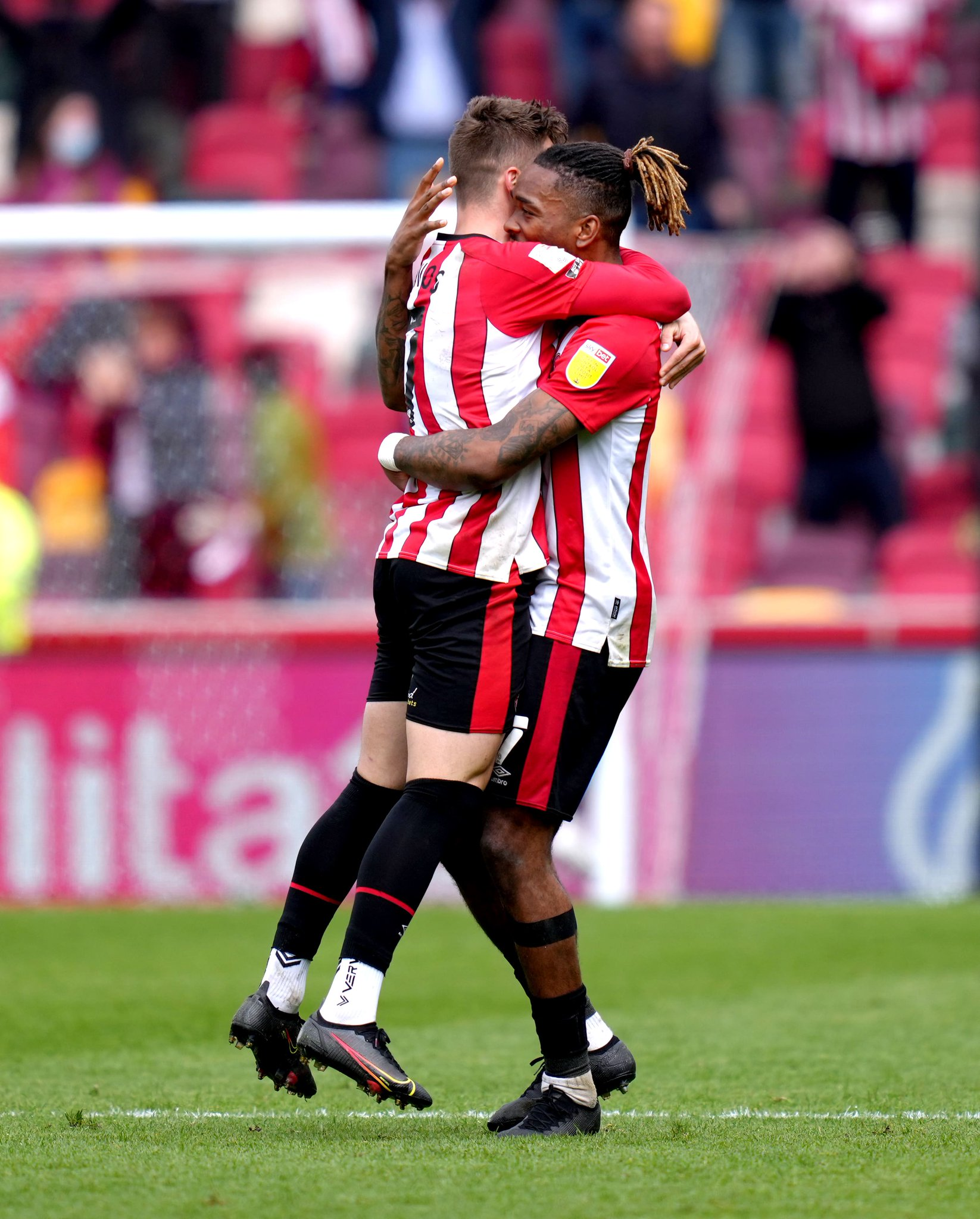Brentford Promoted To The Premier League For The First Time