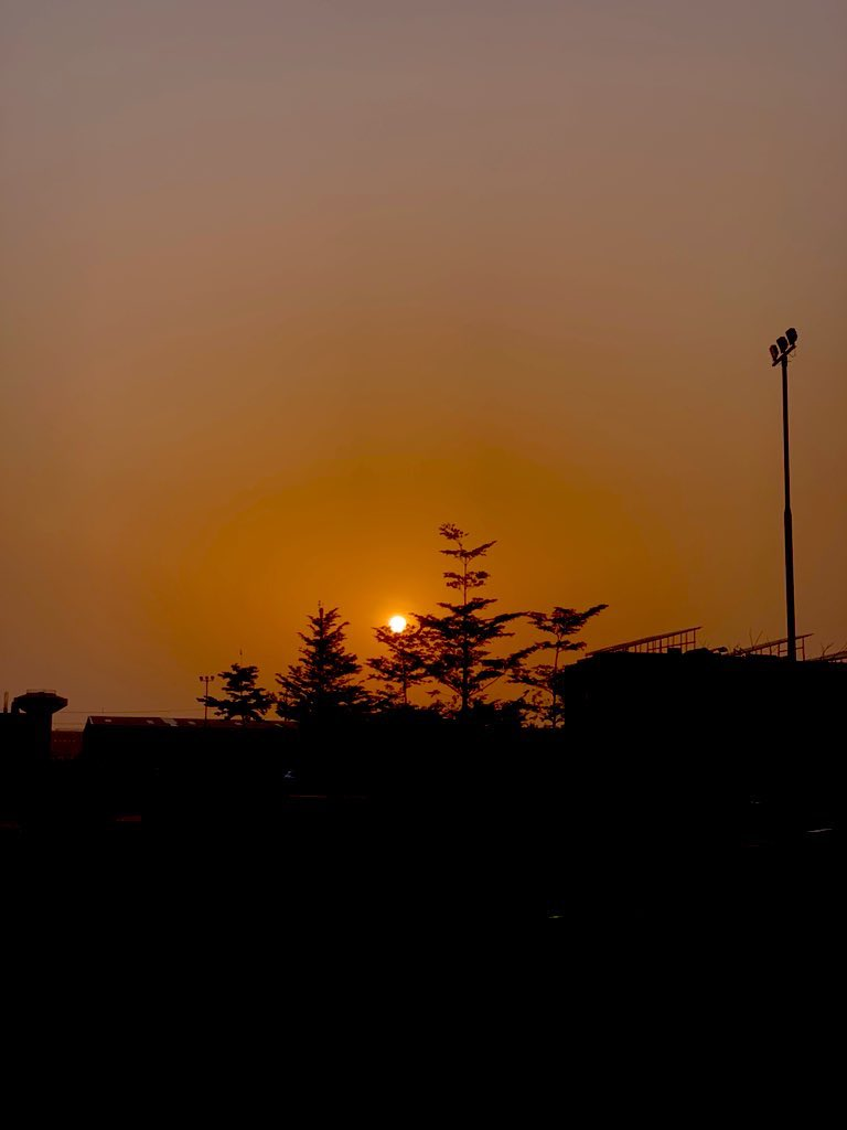 quote this with sunset pictures.