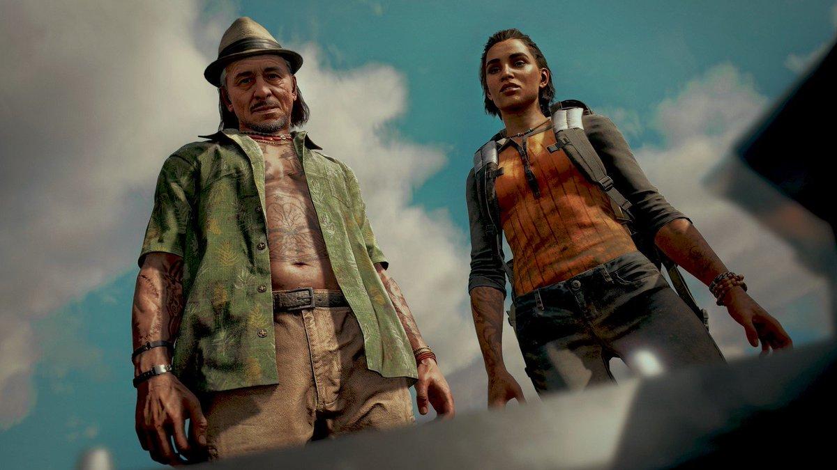 Far Cry 6 Dani Rojas Character Trailer