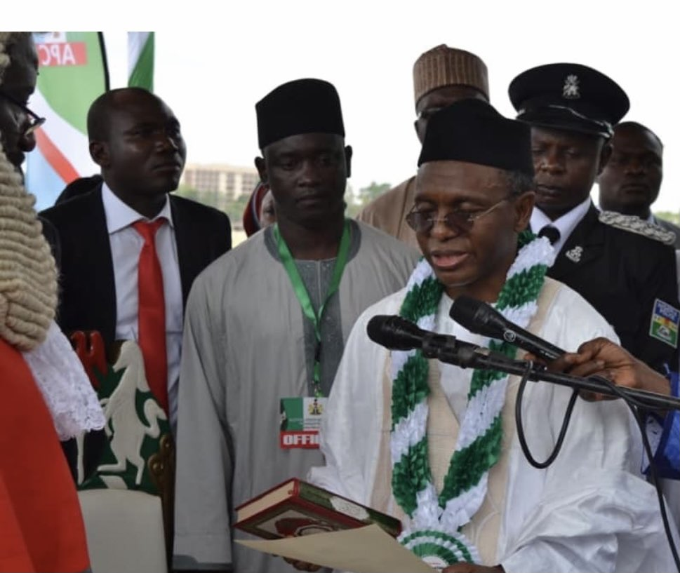 Six years today on this side, and two years to the end. It's been a very interesting life, full of learning... and we are still learning. May God grant us a better end. Eternally grateful to Gov @elrufai for everything.