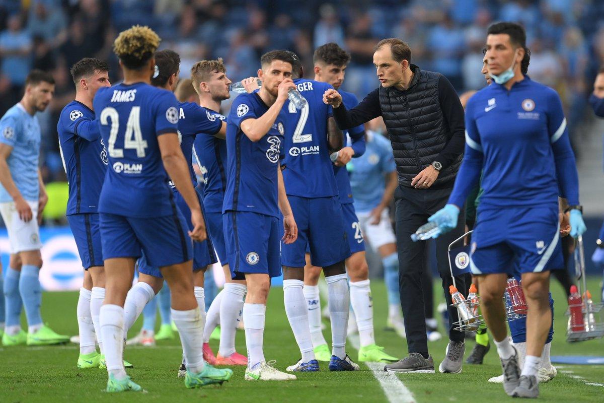 Chelsea dùng đội hình nào để đấu với Villarreal ở Siêu cúp châu Âu?