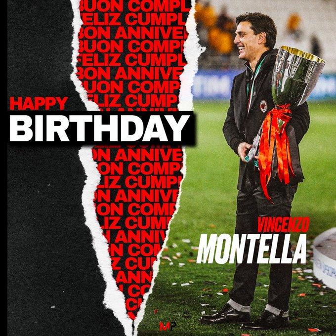 Happy Birthday Vincenzo Montella