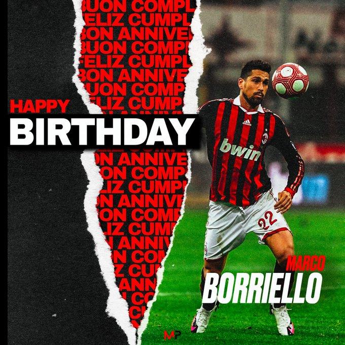 Happy Birthday Marco Borriello
