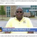 スクールバスを乗っ取った男だけど?子供たちの質問攻めによってお手上げ状態に!