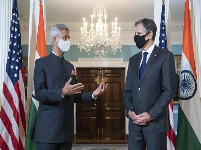 Supply of made-in-US jabs likely for India, along with raw material support. #usindiadosti  https://t.co/iSTBiRigT7 https://t.co/4Nwg1vWqXQ