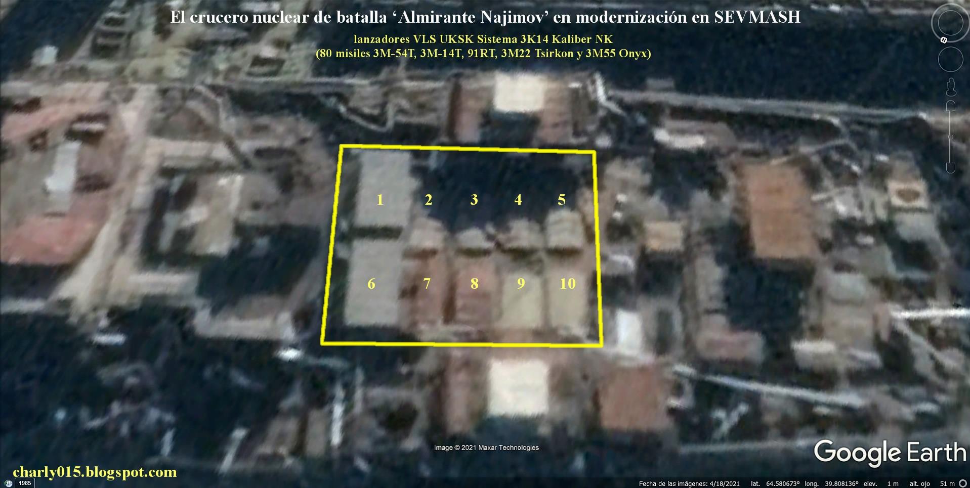 Upgraded Kirov class: Project 11442 [Admiral Nakhimov] - Page 34 E2pLjCcXoAQ4fS_?format=jpg&name=large