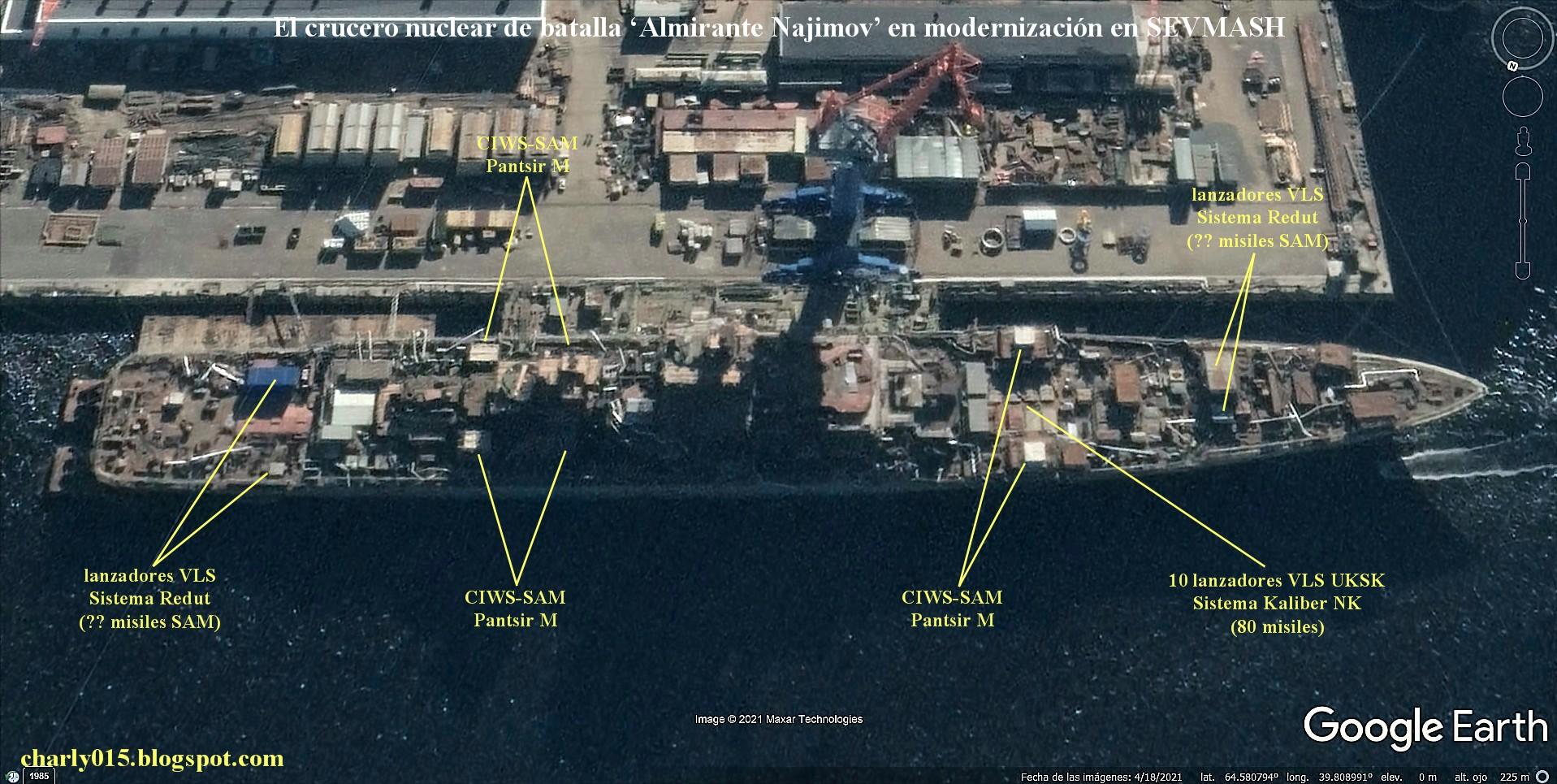Upgraded Kirov class: Project 11442 [Admiral Nakhimov] - Page 34 E2pLmIlXwAg0Btu?format=jpg&name=large