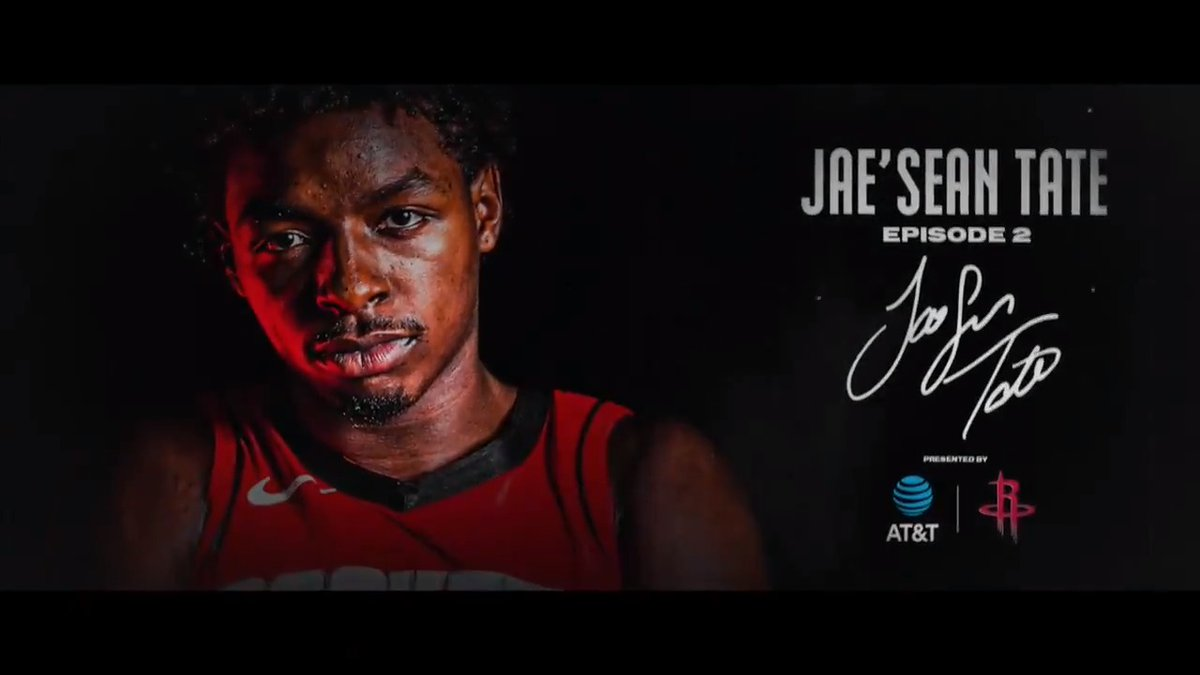🎬 The Jae'Sean Tate Journey l Episode 2 🎬  🚀 Presented by @ATT https://t.co/DK1QqKY6TO