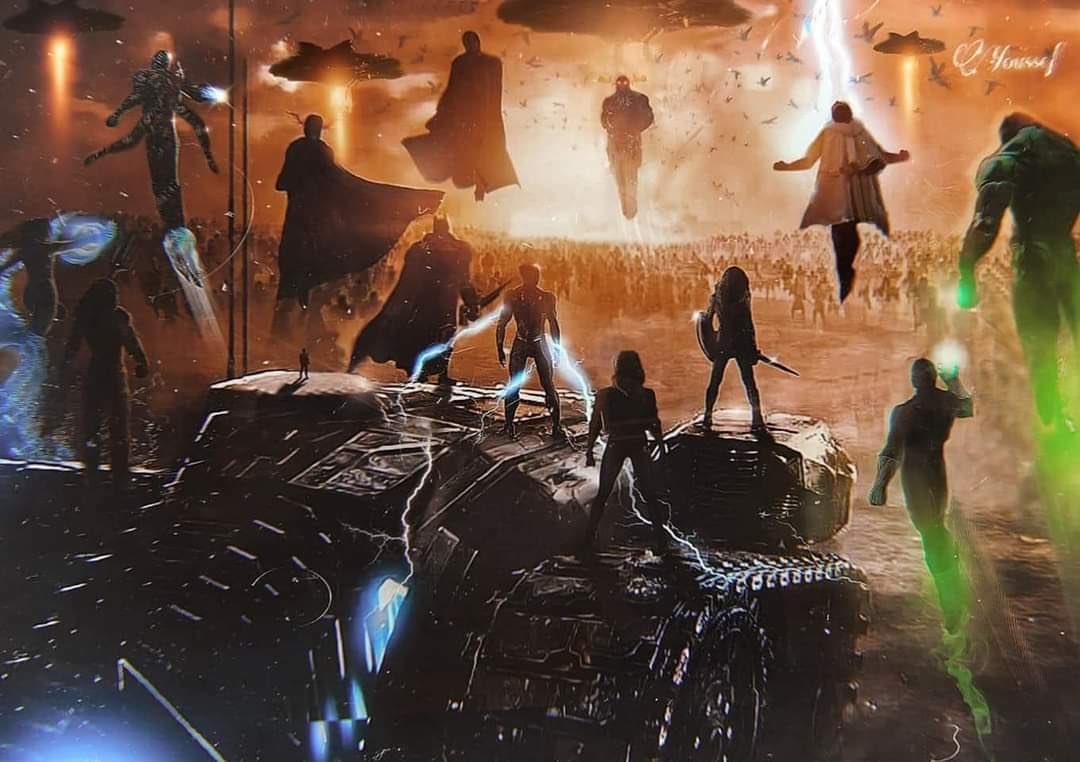 Liga da Justiça de Zack Snyder; Snyderverso; Snyder Cut
