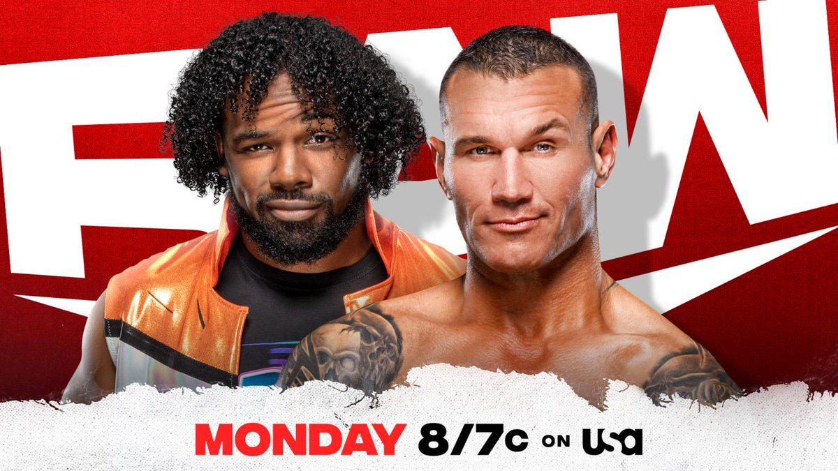 WWE Announces Two New Matches For Monday's RAW