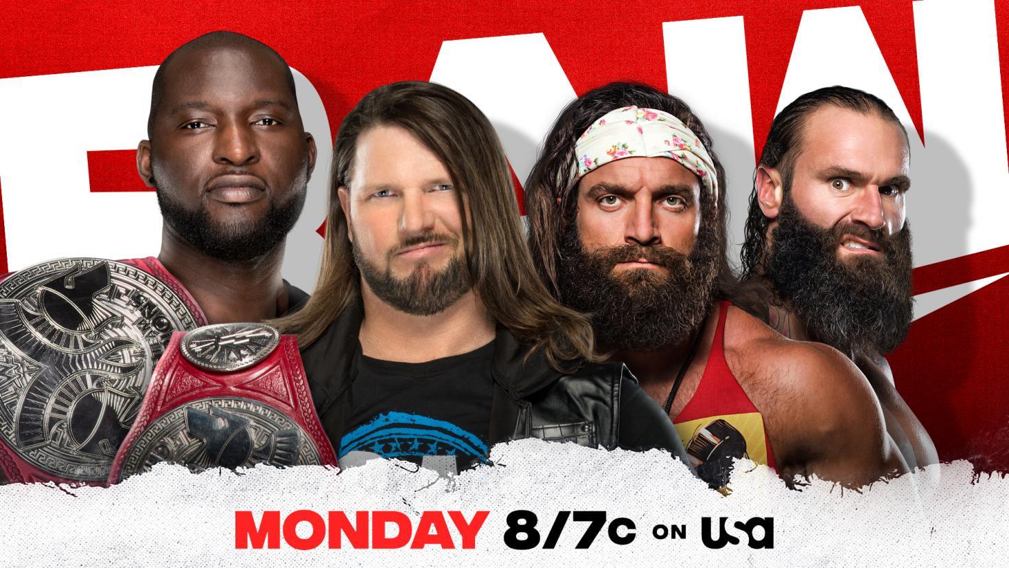 WWE Raw Preview (31/05/21): McIntyre vs Kingston; Intergender Match; Miz TV 102